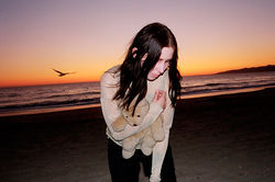 Chelsea Wolfe: ray of sunshine.
