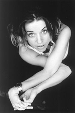 Ani DiFranco armed herself To the Teeth on her forthcoming album, bringing Maceo Parker and The Artist onboard.
