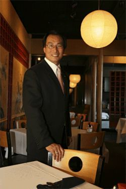 Addison Mayor Joe Chow, owner of May Dragon, says Americans don't want to hear about pig's ears.