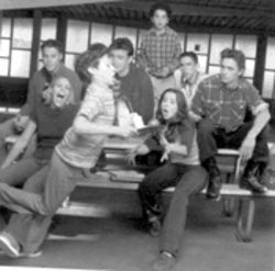 The cast of Freaks and Geeks has graduated, but on the new DVD boxed set, they&#039;ll be young and hopeful forever.