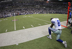 After a record-setting season, all T.O. could do was cry.