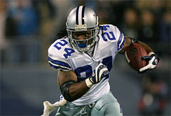 To survive as the Cowboys' starter, Marion Barber may need to cut back on his punishing running style.