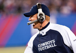 Jason Garrett became coach of the Cowboys after he went 5-3 with the half-season he inherited and gained the respect of players by taking a disciplined approach to coaching them.