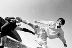 If soccer were really as violent as Shaolin Soccer portrays, more Americans would watch it.
