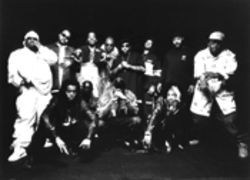 The Dungeon Family, featuring Organized Noize and members of OutKast and Goodie Mob