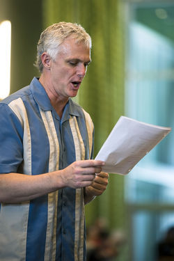 Patrick Cassidy reprises his father Jack's original role as villain Max Mencken.