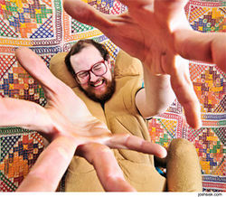 Come to Dan Deacon.