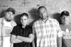 He's the DJ: DJ Merritt, Jeremy Word, Adrian Ziegler and Kelly Reverb