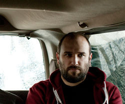 "Among other things, David Bazan is annoyed that he forgot to call ""shotgun."""
