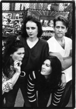 The Breeders, back in the day