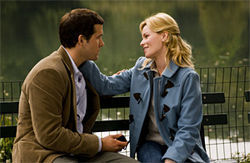 Ryan Reynolds and Elizabeth Banks do the grown-up thing in Definitely, Maybe.