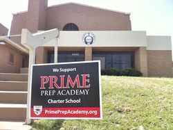 Records show that Charity Church's bishop tried to lease the church to Prime Prep, with the rent checks going to his real estate company.