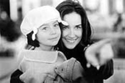 Life--or lives, rather--is sweet for Demi Moore in Passion of Mind.