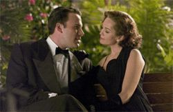 Ben Affleck, with Diane Lane, is a bad actor playing a bad actor in Hollywoodland.