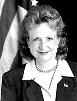 Harriet Miers is a Dallas moderate. That means she's a conservative anywhere else.