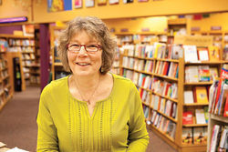 Gayle Shanks, co-owner of Changing Hands Bookstore in Tempe