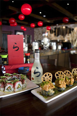 Sushi for people who are afraid of sushi is dished up at RA in Plano.
