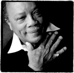 Quincy Jones recalls his  Journey and Passions.