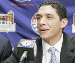 An honest day's work for Jon Daniels: getting rid of last year's entire starting pitcher rotation