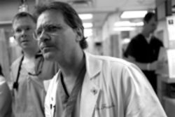 "Dr. Ray Fowler directed the medical set-up of ""surge capacity"" facilities at Reunion Arena and the Dallas Convention Center, which screened 12,500 Katrina and Rita evacuees."
