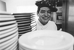 Dream weaver: Casa Del Lago's chef-owner Hector Angeles draws recipes from slumber.