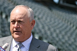 Rangers President Nolan Ryan hopes the ballpark's $4 million facelift will generate fan excitement. A championship season wouldn't hurt either.