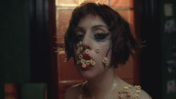 Lady Gaga, cereal killer