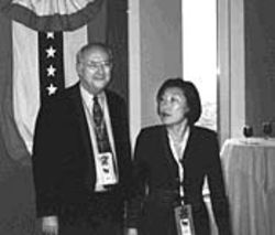Senator Phil Gramm and Wendy Gramm, an Enron director, did their part to free Enron from federal restraints in the exotic derivatives markets.