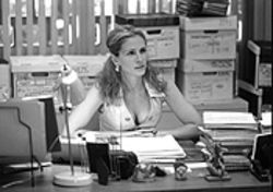 """They're called boobs, Ed"": Julia Roberts as Erin Brockovich"