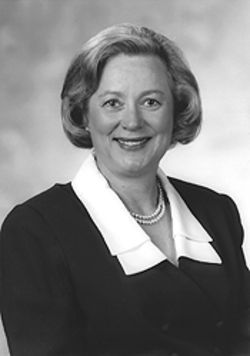 Donna Halstead, a former city council member and president of the Dallas Citizens Council, was the task force's most ardent advocate for the status quo.