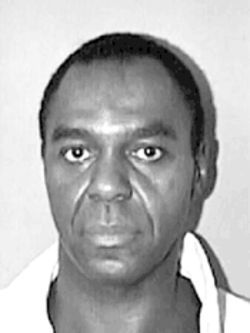 If you see this man, run like hell: Coral Eugene Watts in a recent prison photo.