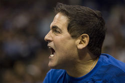 Mark Cuban&amp;#146;s interest in the Rangers makes him No. 1 in our book.