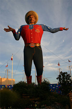 Even Big Tex has to shrug his shoulders at this year's Fair lineup.