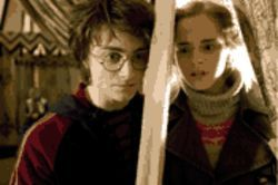 As often as Harry (Daniel Radcliffe) and Hermione (Emma Watson) are placed in danger, you'd think Child Protective Services would bust Hogwarts.