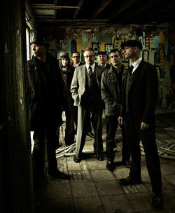 Flogging Molly is more than just the most-coveted St. Patty's Day band around.