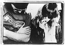 """Narcoleptic Sonny and Cher"": Royal Trux's Neil Hagerty and Jennifer Herrema are Veterans of Disorder."