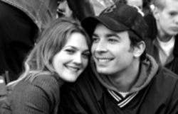 In Fever Pitch, the romance between Jimmy Fallon and Drew Barrymore is all about balls, striking out and  touching the bases.