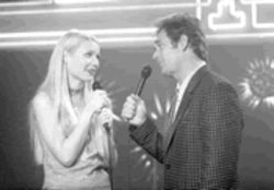 Do you believe in love? Gwyneth Paltrow and Huey Lewis make smooth music.
