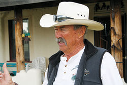 "Cochise County rancher, cowboy poet and retired Army brigadier general Bud Strom: ""Now at least, it suddenly has become advantageous for many politicos to play tough guy."""
