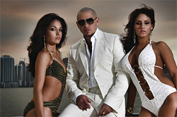 Pitbull loves the ladies, hates TVT Records