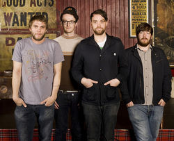 Frightened Rabbit&amp;#146;s new album fits like hands in pockets.