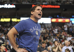 Mark Cuban is a rare kind of sports franchise owner—rich enough to care most about winning.