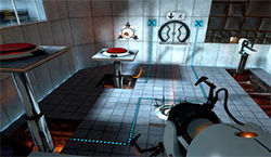Portal: You've never played anything like it.