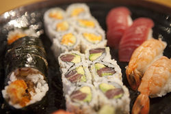 Tastes from Taiwan, China and Japan blend deliciously at Genroku.