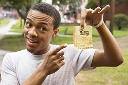 Bow Wow cashes in.