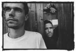 Girl trouble: Jared Young and Chris Purdy in 1995, before things got out of hand and stupid