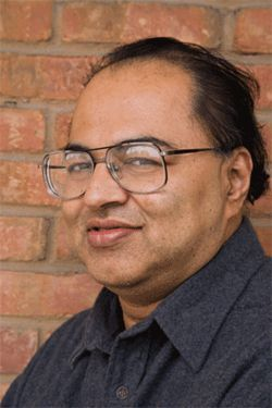 Roy Abraham Varghese, founder of The Institute for Metascientific Research in Garland, Texas