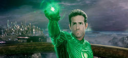 This little light of mine: Ryan Reynolds doesn't exactly shine.
