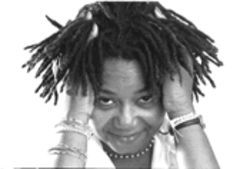 ANHA member Kellie Baker, was terrified when she first made the move to natural hair. Now she wears her hair in pencil-sized dreadlocks.
