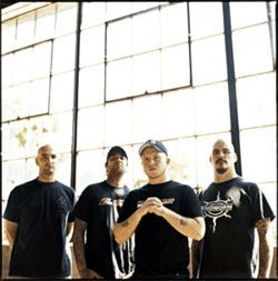 Hatebreed: Remember when metal bands used to have long, flowing hair?